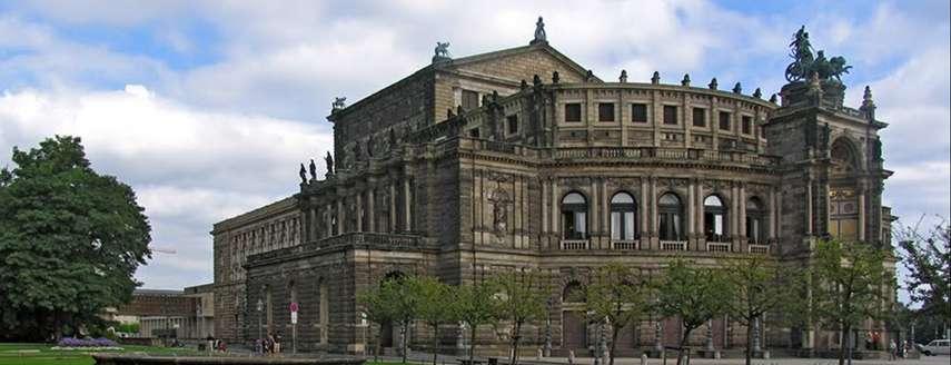 Sempererova Opera Drážďany