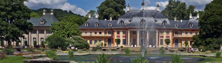 Dresden Chateau Pillnitz