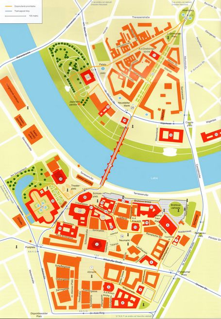 Maps of Dresden